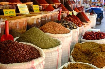 Spice Market WEB
