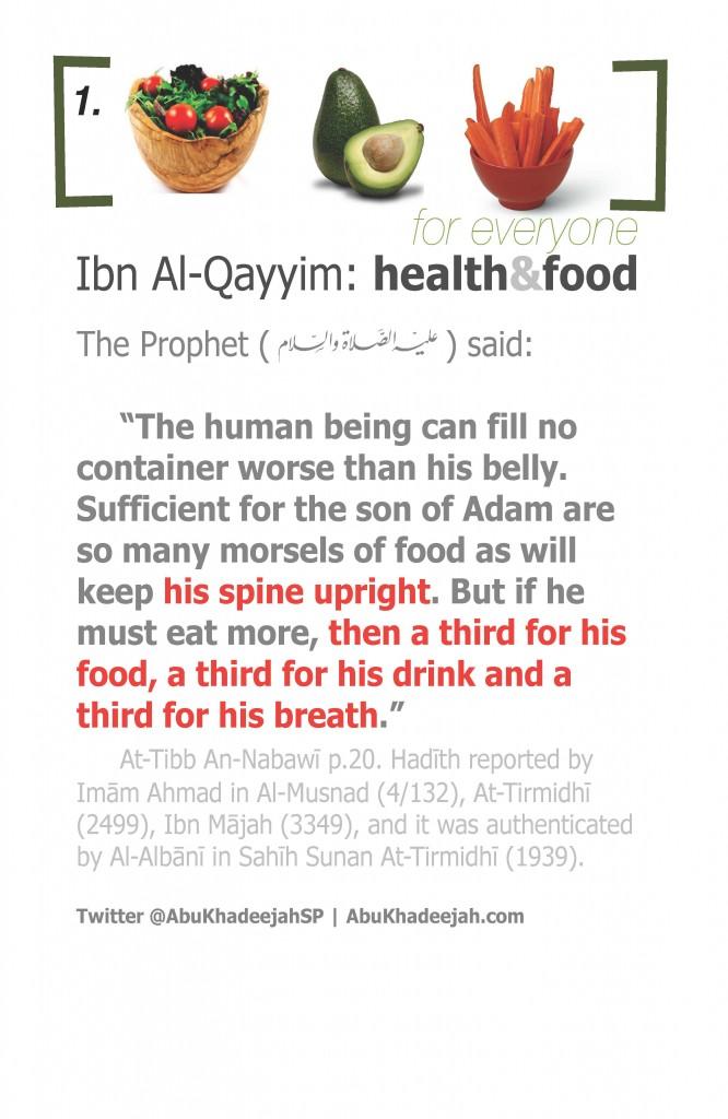 Food Ibnul-Qayyim 1 jpg