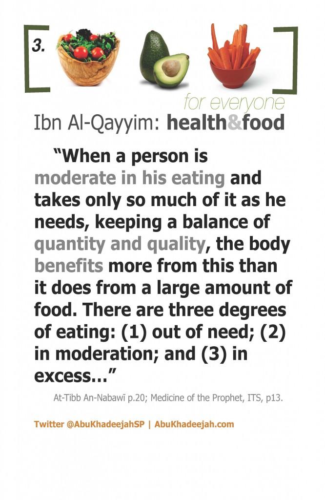 Food Ibnul-Qayyim 3 jpg